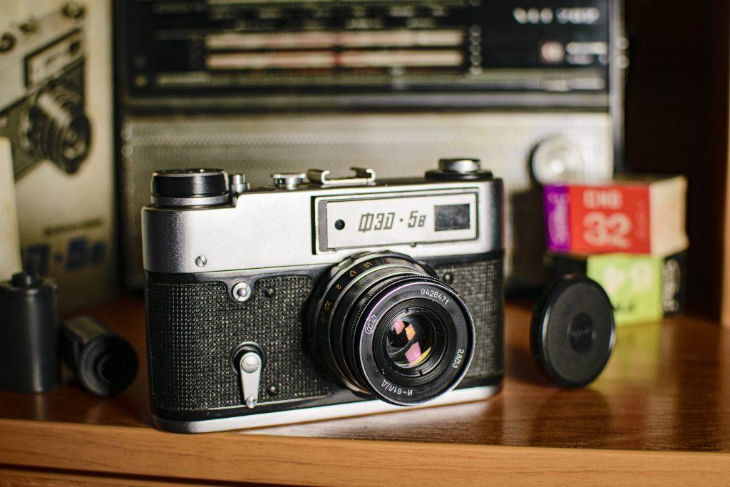 FED 5B Photo Camera