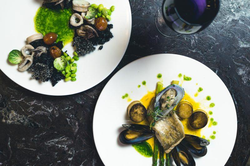 Kaunas Restaurant Photography