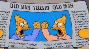 Rants - Old Man Yells at Cloud